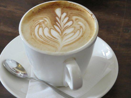 Zanzibar Coffee House: eine Tasse HOCHGENUSS