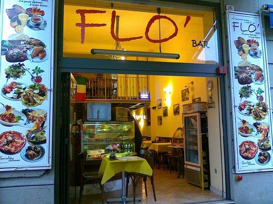 Flo' Bar: facciata