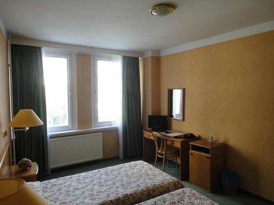 Burg Hotel: La camera 111