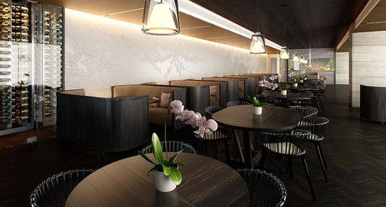 WelcomHotel Dwarka: Shanghai Club