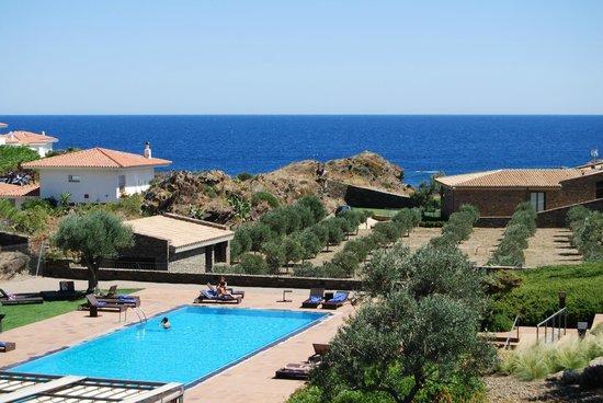Hotel Sol Ixent: vue depuis la chambre
