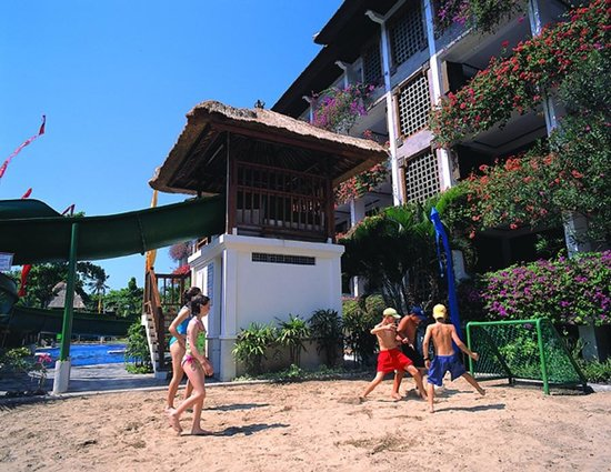 Sanur Paradise Plaza Suites: Kids Activities