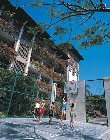 Sanur Paradise Plaza Suites: Mini Basket Ball