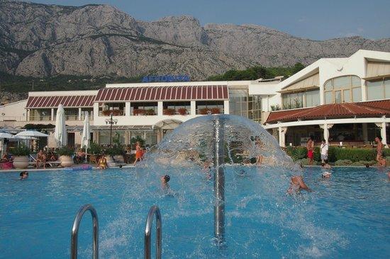 Bluesun Resort Afrodita: Hotel mit Pool