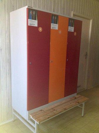16eur Fat Margaret's Hostel: Private lockers