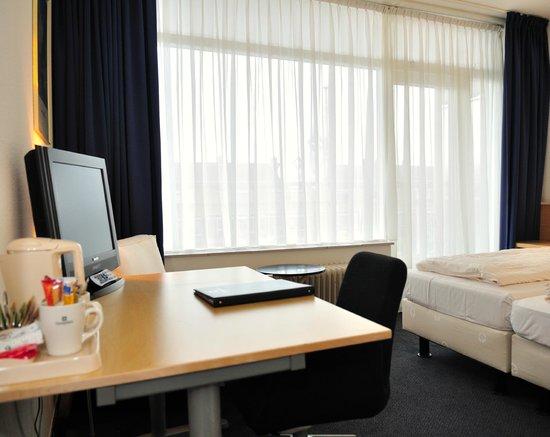 Hampshire Hotel - City Terneuzen : Hotelkamer