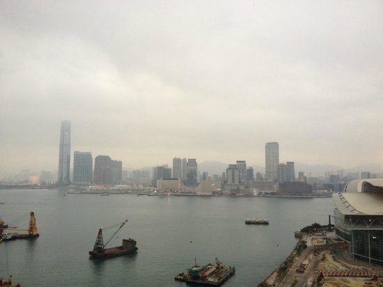The Harbourview Hong Kong : View from room