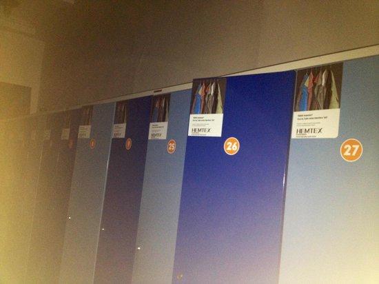 16eur Fat Margaret's Hostel: Lockers 2