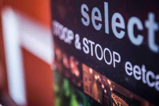 Stoop & Stoop Eetcafe: Bebidas