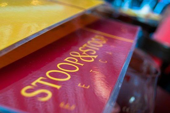 Stoop & Stoop Eetcafe: Carta
