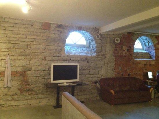 16eur Fat Margaret's Hostel: Relaxing room