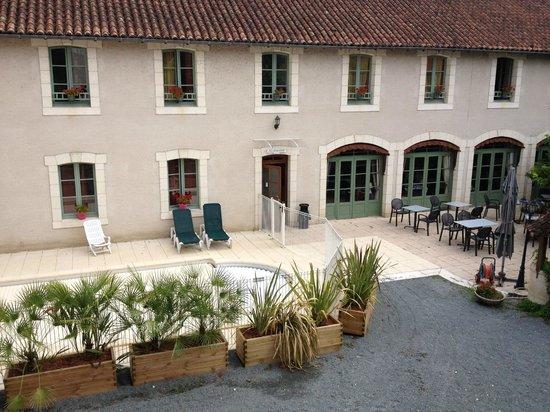 Hostellerie du Perigord Vert : Other view
