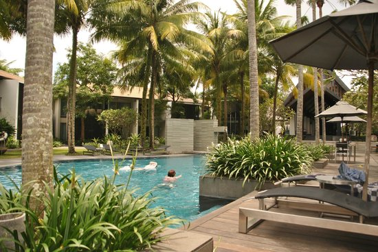 Twinpalms Phuket: pool