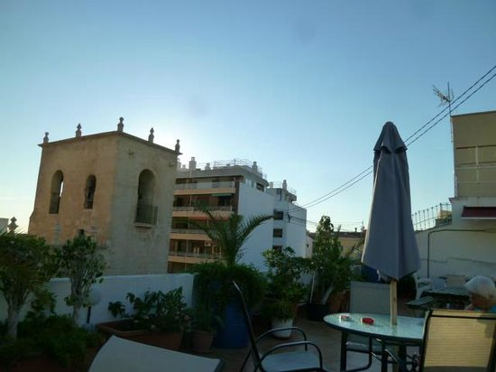 La Milagrosa Bed & Breakfast: View from Terrace