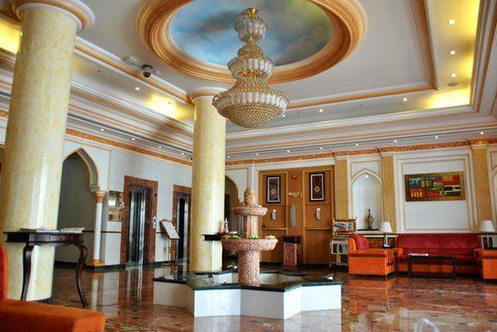 Al Maha International Hotel: hall