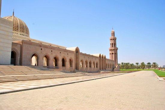 Al Maha International Hotel : moschea