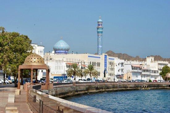 Al Maha International Hotel: corniche
