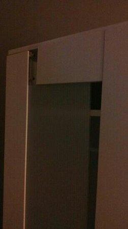 Apartamenty Centrum : gevaarlijke kast
