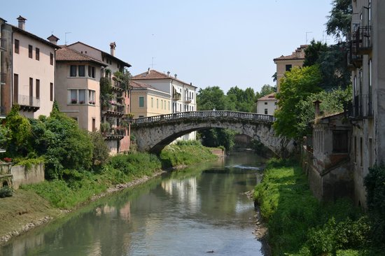 Ponte San Michele: View