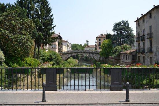 Ponte San Michele: View 2
