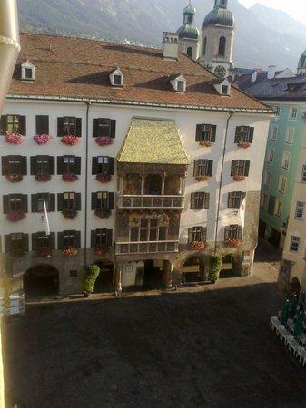 Hotel Restaurant Weinhaus Happ : vista dalla stanza