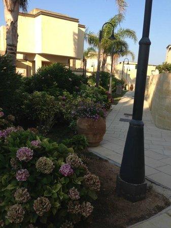 Le Cale d'Otranto Beach Resort : camere