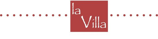 Notre enseigne: La Villa