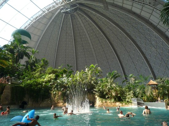 Tropical Islands Resort: Picture Of Tropical Islands Resort, Krausnick