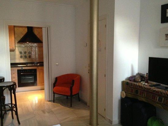 Casa Coquillat : Cucina