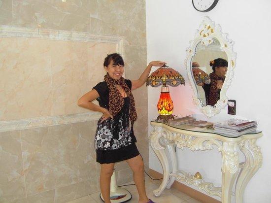 Golden Sun Palace Hotel : wifi good