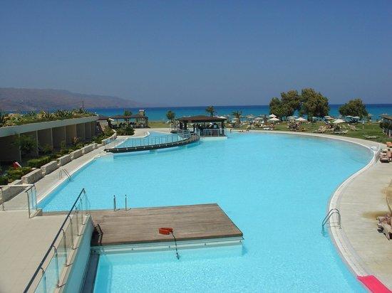Cavo Spada Luxury Resort & Spa: Piscine