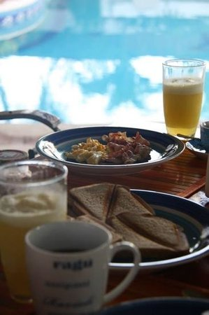 Sole Y Luna B&B : breakfast