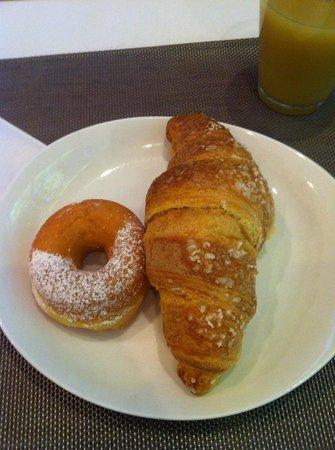 Hotel Michelangelo: colazione