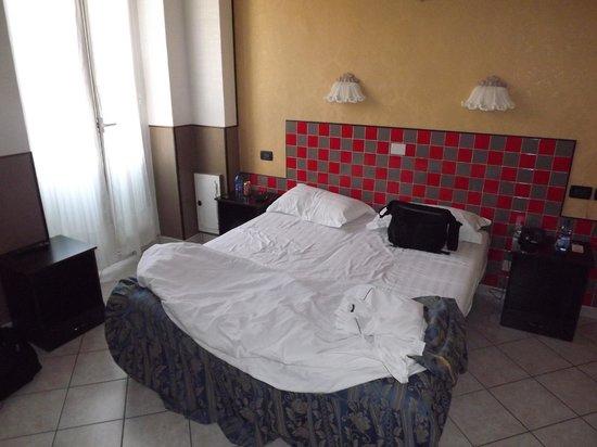 Hotel Esperia: Scattata poco dopo l'arrivo