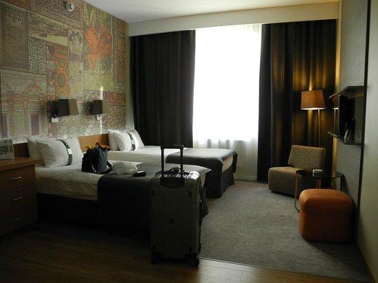 Holiday Inn Moscow-Tagansky: 部屋です。