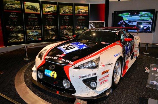 Toyota Kaikan Museum: 展示車