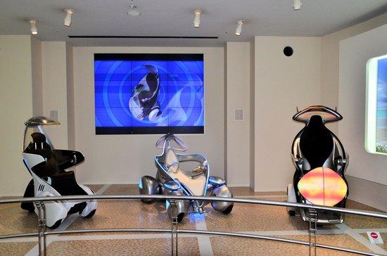 Toyota Kaikan Museum: 展示品