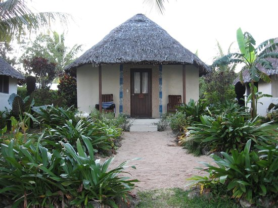 White Grass Ocean Resort & Spa: The bures we stayed in...