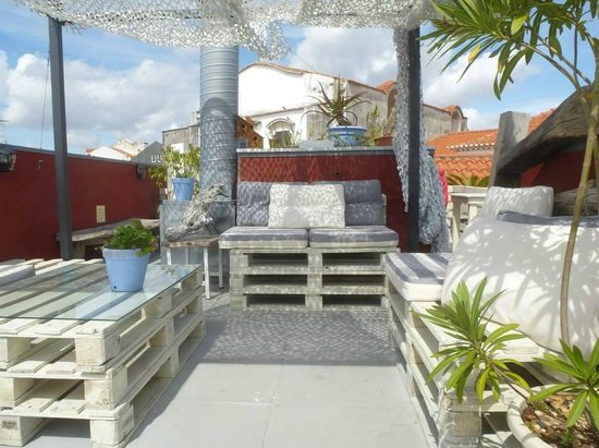 Cafe Galeria House of Wonders: Best rooftop