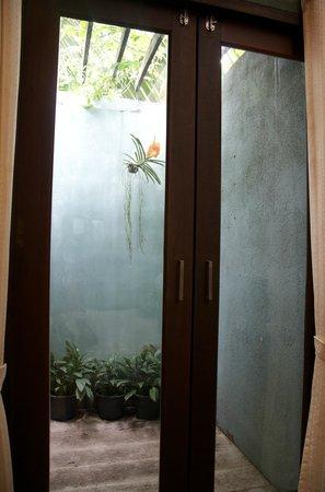 Samui Heritage Resort : Вид из окна
