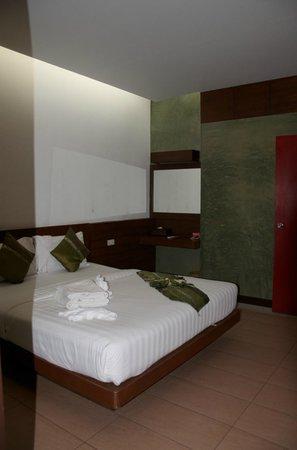 Samui Heritage Resort : номер
