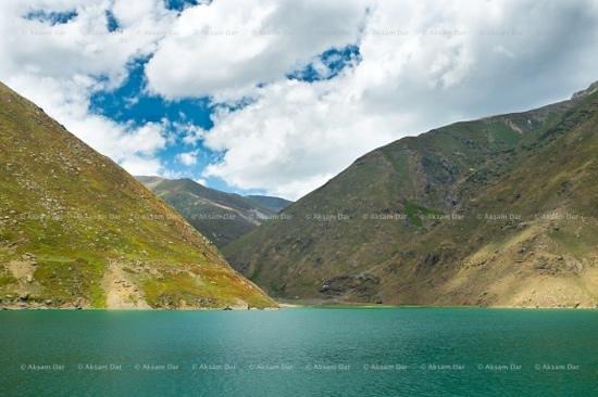 Kaghan, Pakistan: Lulusar Lake, Naran