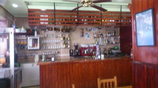 El Patron: el bar por dentro