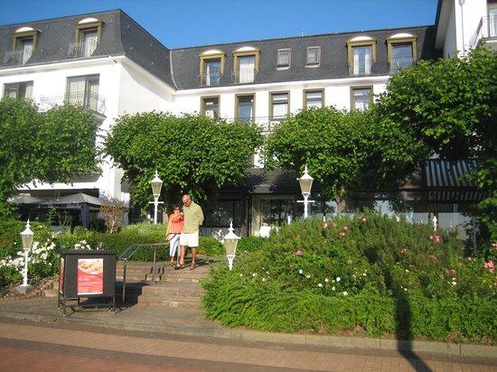 Wyndham Garden Bad Malente Dieksee: Hotell framsida