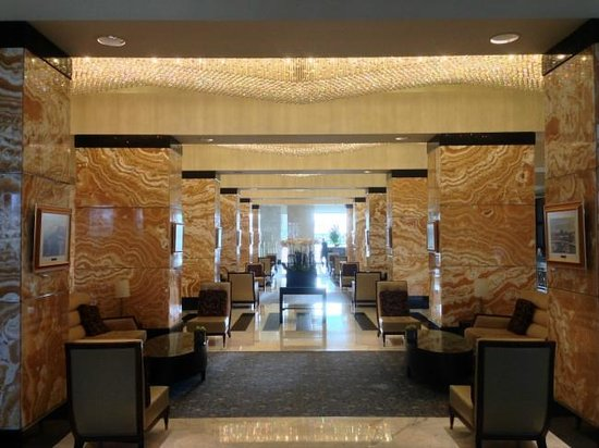 InterContinental Abu Dhabi: 19