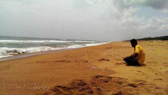 Sterling Puri: The beach