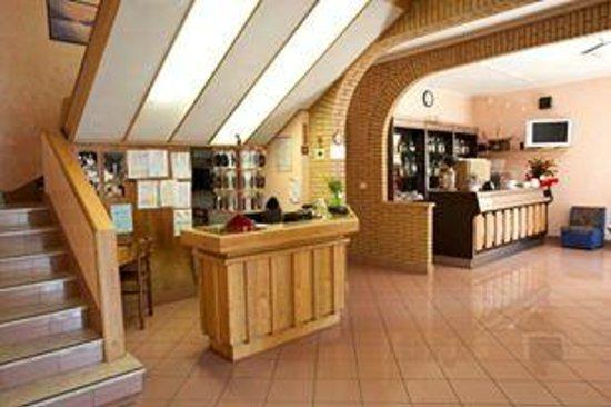 Hotel Lea : reception