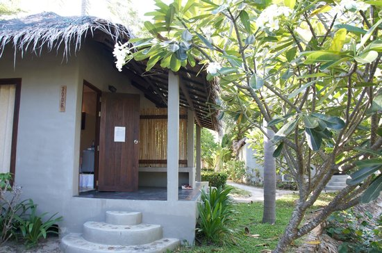 Hutcha Resort: Villa
