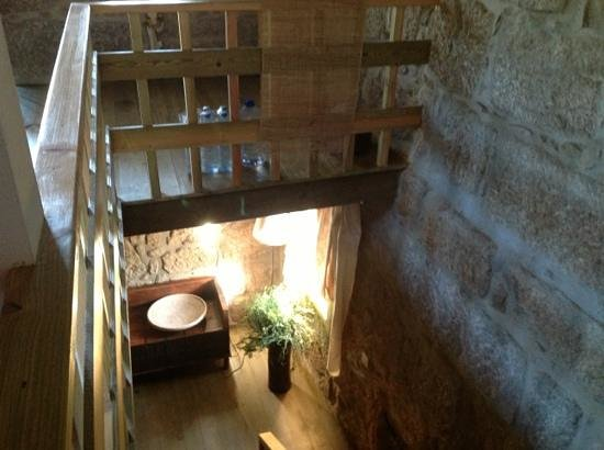 Povoa Dao: вид со второго этажа