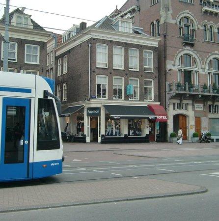 Hotel Ajax: Exterior